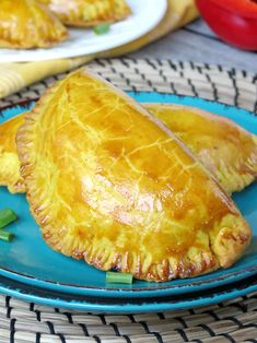 Jamaican Beef Patties | @yummyaddiction