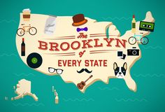 Hipster Neighborhoods - The Brooklyn of Every State - Thrillist Best Boutique Hotels, Adventure Is Out There, Oh The Places You'll Go, Travel Usa, Trip Planning, Brooklyn, The Neighbourhood, Road Trip, Nyc