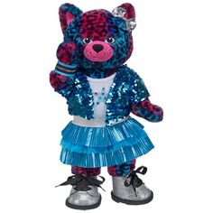 Shimmer & Shine Wild About Spots Cat - Build-A-Bear Workshop US $55.00
