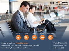 eTravos provides secure Travel Portals and Mobile Apps for all modules. Flights/Hotel/Car/Bus/Cruise/Holiday Packages Oriented Software Development Services available with us.  For more info. just Visit Our Website Available  https://www.etravos.com/ Email us: info@etravos.com OR contact us:040-64626303