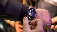 Audi reveals a smartwatch that lets you talk to your car: http://on.mash.to/1zSI49c