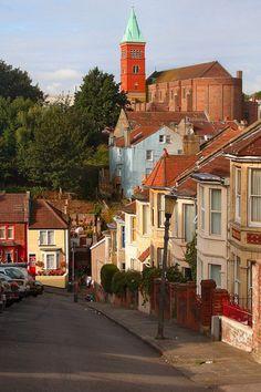 Vale Street, Knowle, Bristol, England