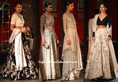 http://www.Sabyasachi.com/ 'Ferozabad' Collection at India Couture Week, July, 2014
