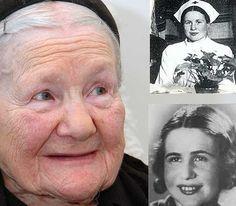 """Irena Sendler: Un """"ángel"""" olvidado en los pliegues de la historia Irena Sendler es uno de esos nombres que merecen ser cuidados por la historia. Una mujer valiente que dio su vida por los niños del gueto de Varsovia. http://www.ontherecord.es/irena-sendler-un-angel-olvidado-en-los-pliegues-de-la-historia/"""
