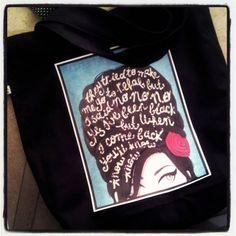 Amy Winehouse | Empório Cherry | 32FE61 - Elo7