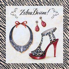 Zebra Devine – Angela Staehling
