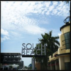 welcome to south beach