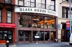 Glass House Tavern restaurant