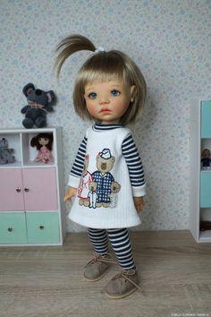 МК для начинающих   Выкройки одежды для кукол-детей, мастер классы    Бэйбики. Куклы фото. Одежда для кукол 6efcb0e3588