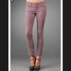 """AG Skinny Jeans. Size 26. NWT. AG Skinny Stevie Ankle Jeans. Size 26. NWT. Inseem- 27"""" (66630) CHEAPER ON OTHER SITES Free People Jeans Skinny"""