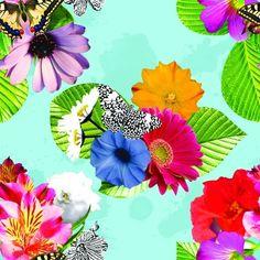 Be Diff - Estampas florais | Floral fresh by Tassia