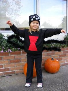 for diy costume lovers kid halloween costumes and the ojays - Kids Spider Halloween Costume