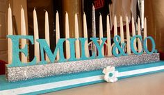 Tiffany's Themed Party Candle Lighting Ceremony Bat Mitzvah Sweet 16 Elevate Event Lounge