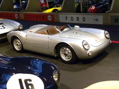 Racing Legends Exposition @ Autoworld Brussels