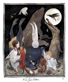 kidpix: Mary Poppins by Júlia Sardà