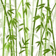 Bamboo grass oriental wallpaper #wallpaper#oriental#illustration#vector