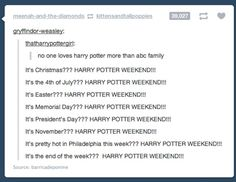 Harry Potter Blog: 12 Times Tumblr Users Proved They Were the Most Committed Harry Potter Fans Ever