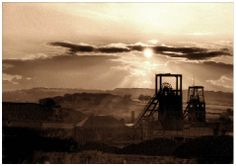 Cortonwood Colliery, South Yorkshire 1984.