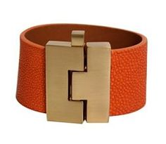 another shagreen bracelet