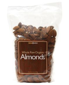 NKWellnessTip: Almonds are a great fast food snack. They lower LDL-Cholesterol and reduce your risk of heart disease.