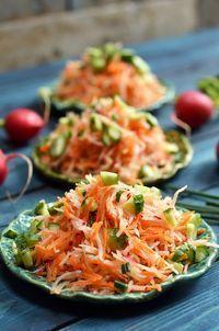 Shrimp Pasta, Health Diet, Ketchup, Food To Make, Cabbage, Grilling, Salads, Food And Drink, Menu