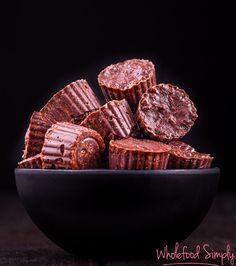 mix and make coconut chocolates