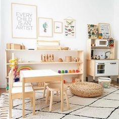 21 Fun Kids Playroom Ideas & Design Tips Not sure what to do with a spare room in your home? Transform the space into the ultimate kids playroom! From indoor swings and cool forts to ball pits and reading nooks, check out these 21 kids playroom ideas!