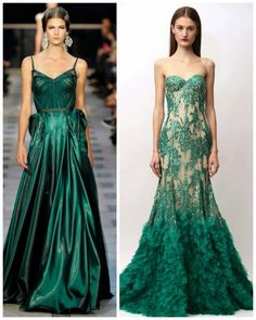 Browse our beautiful collection of emerald wedding gown! I am back with yet another cool assemblage of emerald wedding gown Shop the sale. Emerald Green Wedding Dress, Green Wedding Dresses, Emerald Green Weddings, Emerald Green Dresses, Bridesmaid Dresses, Emerald Gown, Bridesmaids, Look Formal, Beautiful Gowns