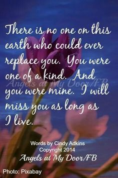 ☆◇☆ I miss you Mom, New Year's has come and gone. But my life is empty without you by my side. I miss you terribly! Miss You Mom, Love You, My Love, Love Of My Life, In This World, Missing My Husband, Now Quotes, Daily Quotes, My Champion
