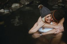 Cozy Hot Springs Styled Session at Olympic National Park | Aaron and McKenna | https://wanderingweddings.com/blog/cozy-hot-springs-styled-session-olympic-national-park-aaron-mckenna/