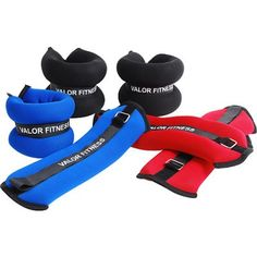 Before I begin, I would first like to speak of my own experience with ankle weights. As a gymnast, my coach would make me train using ankle weights. I would have to do my beam routines – layo… Workout Gear, No Equipment Workout, Fun Workouts, Weight Workouts, Workout Routines, Ankle Weights Benefits, Losing Weight Quotes, Loose Weight Fast, Weight Set