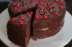 Chocolate Orange Mud cake... Yummo! From needmoresugar.com