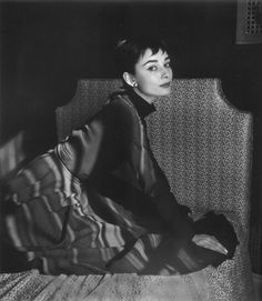 Audrey Hepburn, My Fair Lady by Cecil Beaton. Audrey Hepburn Born, Audrey Hepburn Photos, Golden Age Of Hollywood, Old Hollywood, Classic Hollywood, Hollywood Icons, Yves Saint Laurent, Greta, Cecil Beaton