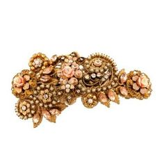 hair accessory from Michal Negrin