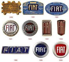 my favorite lil euro cars... logo evolution