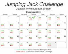 beginners jumping jacks 30 day plan - Google Search