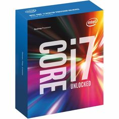 The gaming system will have an Intel I7-6700k.