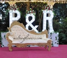 Recently Decorated Rajendra Singhji Army Officers Institute Bengaluru For Sangeet & Reception. Contact us For Decorating Your All Wedding Events Across South India. Marriage Decoration, Wedding Stage Decorations, Flower Decorations, Best Wedding Venues, Wedding Locations, Wedding Events, South India, Amazing Flowers, Special Day