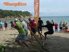 Actividades en la playa www.alwaysibiza.com