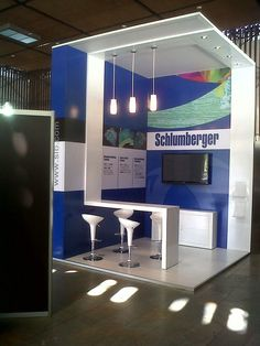 Schlumberger Stand 2 by Jorge Cortés at Coroflot.com: