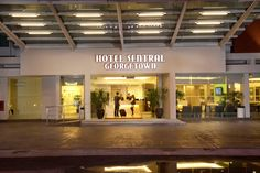 Hotel Sentral Georgetown, Penang - Entrance of the Hotel | Follow us: http://www.hotelsentralgeorgetown.com.my/