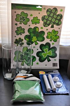 st-patricks-day-candle-supplies