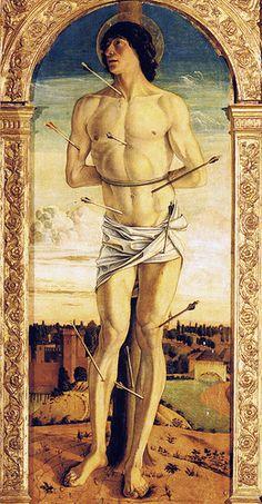 lordlavendre:  San Sebastiano, Giovanni Bellini