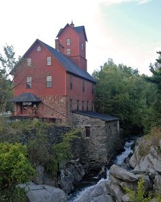 Old Mill, Jericho, Vermont
