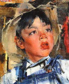 Nicolai Fechin 1881-1955 | Russian / American impressionist painter