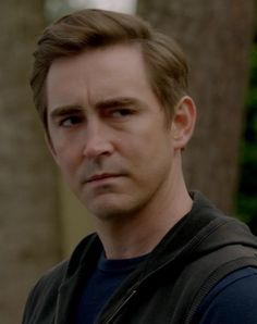 Lee Pace, has anyone ever told you your sexy when your angry?