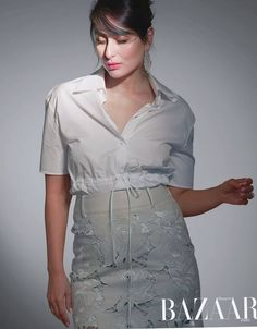 Bollywood Saree, Bollywood Fashion, Bollywood Actress, Shraddha Kapoor Bikini, Kareena Kapoor Khan, Celebrity Photos, Celebrity Style, Karena Kapoor, Preity Zinta