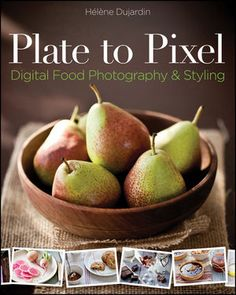 Photographing and styling food...