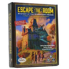 Game Review: Escape The Room: Stargazers Manor