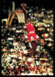 Michael Jordan - Chicago Bulls in Clevland Ohio Michael Jordan Chicago Bulls, Michael Jordan Basketball, Jordan 23, Jordan Bulls, Basketball Legends, Basketball Players, Bulls Basketball, Basketball Shirts, Motocross